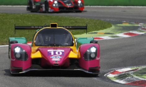 L'Oregon Team porta a termine una 4 Ore di Monza complicata