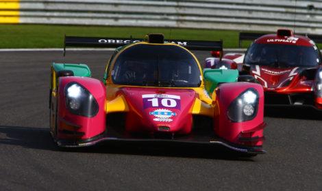 L'Oregon Team a Portimão per l'ultimo round dell'European Le Mans Series con una novità