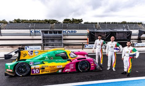 Oregon Team bene nei test ELMS del Paul Ricard in vista del debutto stagionale di questo weekend