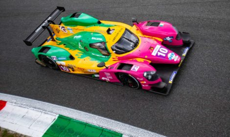 Oregon Team takes great row 3 start in home ELMS race