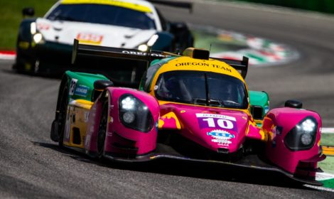 Eventful 4 Hours of Monza hands Oregom Team P8 of LMP3 class