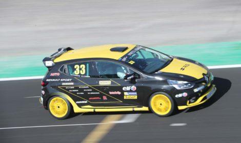 I giornalisti Cordara e Cesarano protagonisti a Vallelunga con la RS 1.6 turbo by Oregon Team