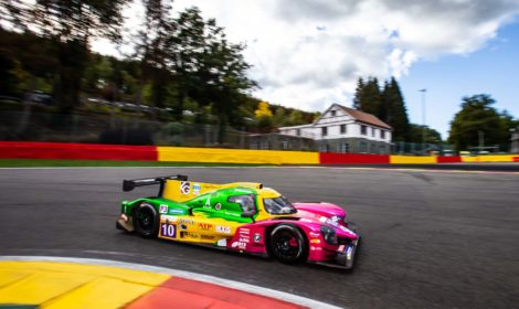 Oregon Team celebrates best result of last two ELMS seasons with P7 in LMP3 at Spa