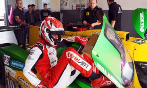 L'Oregon Team punta sui giovani nell'European Le Mans Series