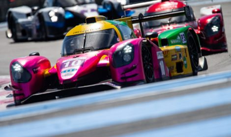 Oregon Team aims for podium finish in home ELMS round this weekend at MONZA