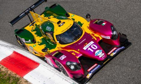 L'Oregon Team lascia ancora il segno con Fioravanti terzo nelle qualifiche di Monza