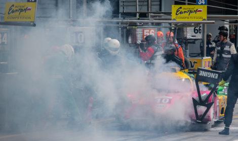Sfumano le ambizioni di vittoria dell'Oregon Team alla 4 Ore di Monza ELMS