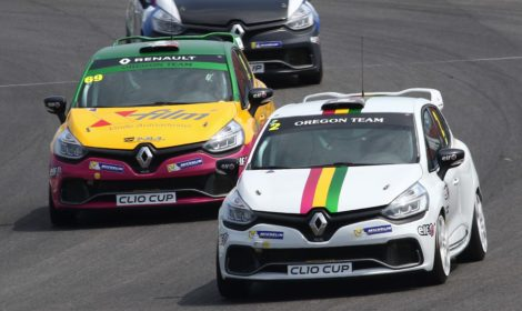 Clio Cup Italia: weekend positivo a Misano per l'Oregon Team