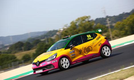 """Tough Spa event hands Oregon Team 7th place – """"Due"""", Raffaele start in Vallelunga Clio Cup Italia"""