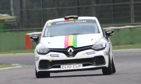 A Imola l'Oregon Team conclude la stagione della Clio Cup Italia