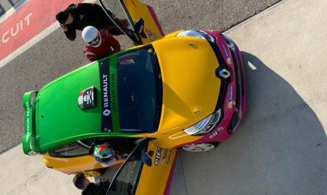 """L'Oregon Team nella Clio Cup Italia con """"Due"""" e il rookie Tarabini"""