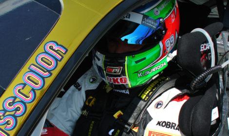 È Kevin Gilardoni il primo dei piloti confermati per il Lamborghini Super Trofeo Europa 2020