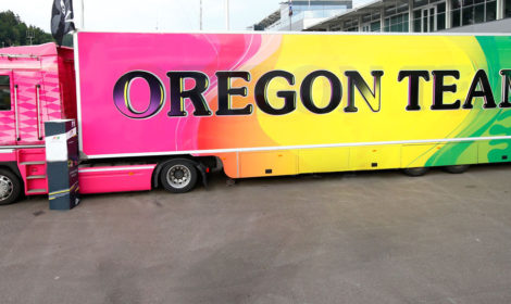 Oregon Team faces new challenge fielding two cars in the Lamborghini Super Trofeo Europe