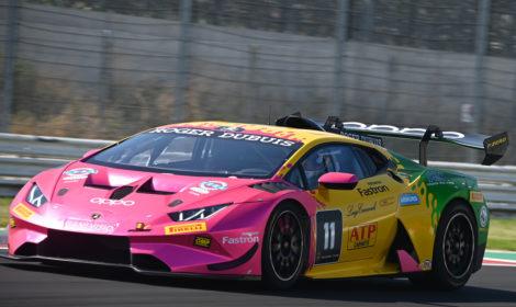 A Misano il primo ciak del Lamborghini Super Trofeo Europa 2020