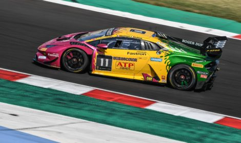 Oregon Team heads to Nürburgring as Lamborghini Super Trofeo Europe resumes this weekend with round 2