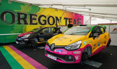Chiusura di stagione per l'Oregon Team nella Clio Cup Italia