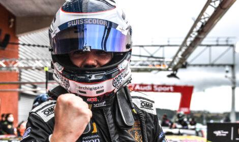 Oregon Team confirms Kevin Gilardoni return for 2021 Lamborghini Super Trofeo Europe Pro assault