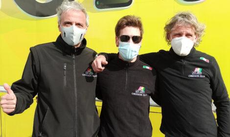 Oregon Team porta al debutto Filippo Berto nella Clio Cup Italia