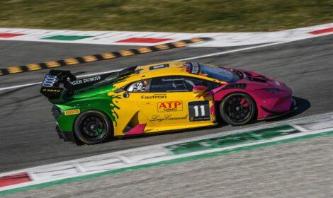 Leonardo Pulcini debutta con Oregon Team nel Lamborghini Super Trofeo Europa