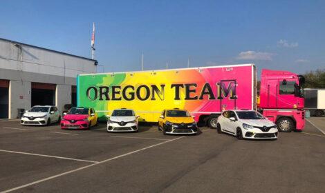 Attacco a tre punte per l'Oregon Team in una Clio Cup rinnovata