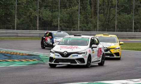 Clio Cup Europe: bilancio positivo per l'Oregon Team dopo la prima gara di Monza