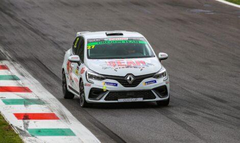 A Monza prova di forza dell'Oregon Team nella Clio Cup Europe