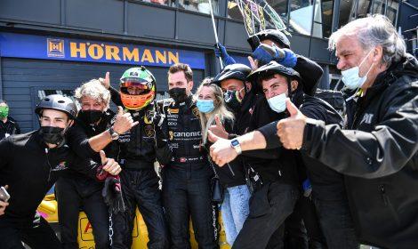 Oregon Team completes weekend at Zandvoort taking the third win of the Lamborghini Super Trofeo Europe season