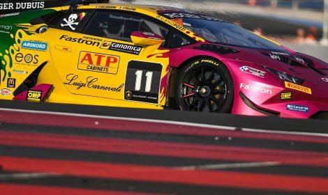 Oregon Team set for Lamborghini Super Trofeo Europe round at Spa