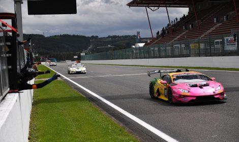 Lamborghini Super Trofeo Europe: at Spa Oregon Team stikes again