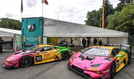 At Nurburgring Oregon Team faces crucial point in Lamborghini Super Trofeo Europe challenge