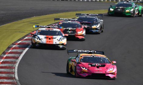 Al Nürburgring doppio podio e ancora leadership Pro per l'Oregon Team